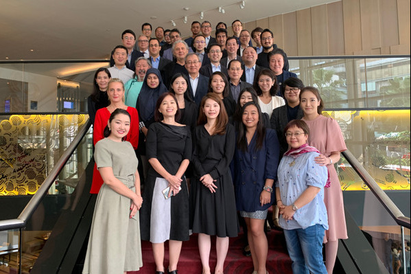 Video-on-demand markets were in focus at the CISAC Regional Asia-Pacific Committee in Indonesia. Photo ?: CISAC